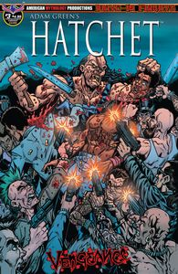 [Hatchet: Vengeance #3 (Slaughter Calzada Cover) (Product Image)]