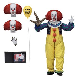 [IT (1990): Ultimate Action Figure: Pennywise (Product Image)]