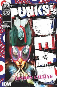 [Punks Not Dead: London Calling #2 (Simmonds) (Product Image)]