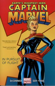 [Captain Marvel: Volume 1: In Pursuit Of Flight (Product Image)]