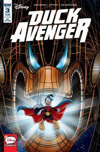 [Duck Avenger #3 (Product Image)]