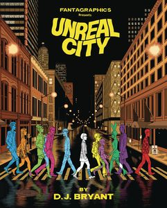 [Unreal City (Hardcover) (Product Image)]