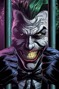 [Batman: Three Jokers #1 (Behind Bars Premium Variant) (Product Image)]