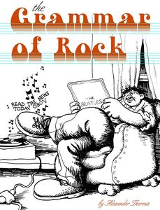[The Grammar Of Rock (Product Image)]