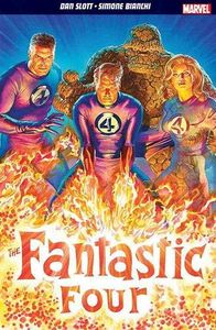 [Fantastic Four: Volume 1: Fourever (UK Edition) (Product Image)]