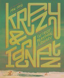 [The George Herriman Library: Volume 1: Krazy & Ignatz 1916-1918 (Hardcover) (Product Image)]