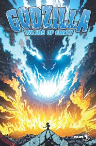 [Godzilla: Rulers Of Earth: Volume 4 (Product Image)]