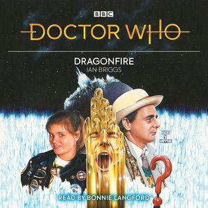 [Doctor Who: Dragonfire: 7th Doctor Novelisation (Product Image)]