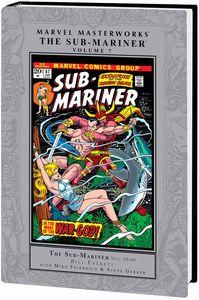 [Marvel Masterworks: Sub Mariner: Volume 7 (Hardcover) (Product Image)]