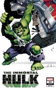 [Immortal Hulk #33 (Simonson Hidden Gem Variant) (Product Image)]