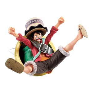 [One Piece: Stampede: Ichibansho PVC Statue: Monkey D. Luffy (Product Image)]