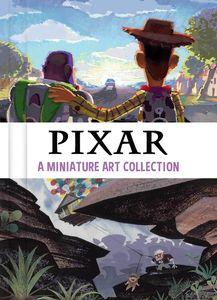 [Pixar: A Miniature Art Collection (Mini Hardcover Book) (Product Image)]
