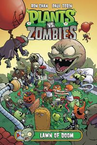 [Plants Vs Zombies: Lawn Of Doom (Hardcover) (Product Image)]
