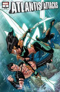 [Atlantis Attacks #2 (Ron Lim Variant) (Product Image)]