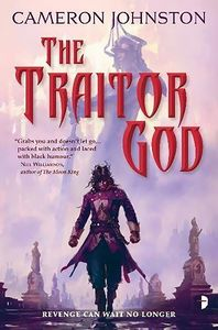 [The Traitor God (Product Image)]
