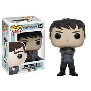 [Dishonored 2: Pop! Vinyl Figure: The Outsider (Product Image)]