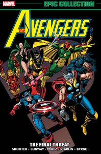 [Avengers: Epic Collection: Final Threat (New Printing) (Product Image)]