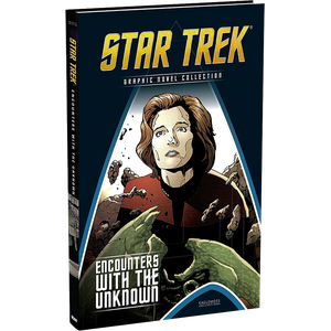 [Star Trek Graphic Novel Collection: Volume 131: Voyager: Encounters With The Unknown (Product Image)]