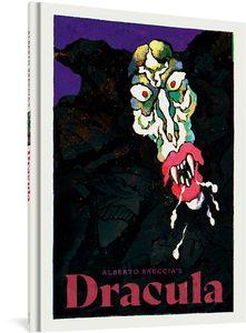 [Alberto Breccia's Dracula (Hardcover) (Product Image)]