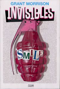 [The Invisibles Omnibus (Hardcover) (Product Image)]
