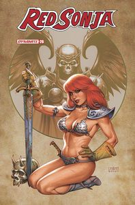 [Red Sonja #26 (Cover B Linsner) (Product Image)]