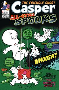 [The cover for Caspers All-Star Spooks #1 (Cover A)]
