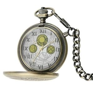 [Doctor Who: The Master's Fob Watch (Product Image)]