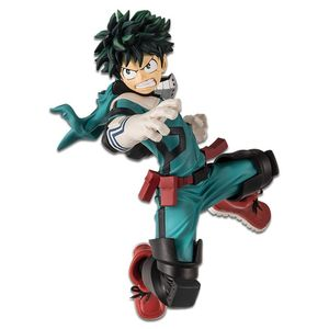 [My Hero Accademia: The Amazing Heroes Volume 1 Statue: Izuku Midoriya (Product Image)]