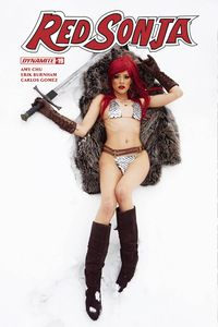 [Red Sonja #19 (Cover D Cosplay) (Product Image)]