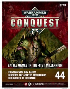 [Warhammer 40K: Conquest: Figurine Collection #44 (Product Image)]