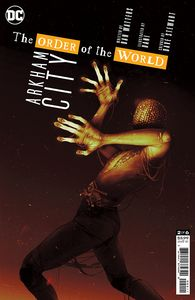 [Arkham City: The Order Of The World #2 (Product Image)]