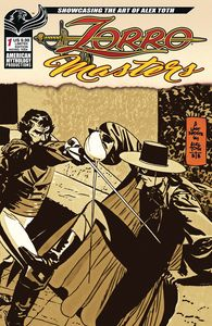 [Zorro Masters #1 (Limited Edition Cover Toth) (Product Image)]