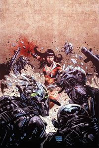 [Vampirella: Dark Powers #1 (Davidson Virgin Variant) (Product Image)]