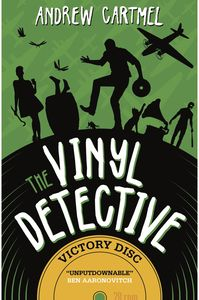 [The Vinyl Detective: Book 3: Victory Disc (Product Image)]