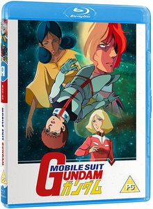 [Mobile Suit Gundam: Part 2 (Blu-Ray/DVD) (Product Image)]
