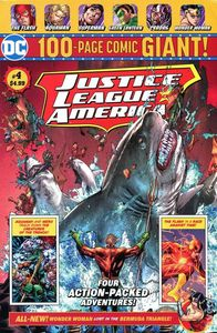[Justice League 100 Page Comic Giant #4 (Product Image)]