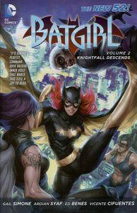 [Batgirl: Volume 2: Knightfall Descends (Product Image)]