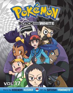 [Pokemon: Black And White: Volume 17 (Product Image)]