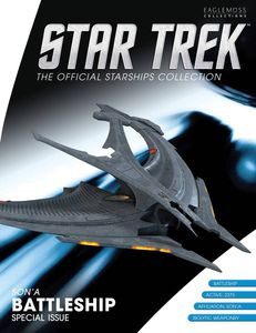 [Star Trek Starships Special #0: Special 27: Son'a Battleship (Product Image)]