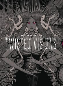 [Art Of Junji Ito: Twisted Visions (Hardcover) (Product Image)]