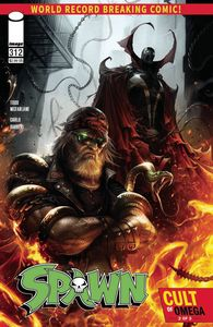 [Spawn #312 (Cover A Mattina) (Product Image)]