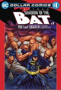 [Dollar Comics: Batman: Shadow Of The Bat #1 (Product Image)]