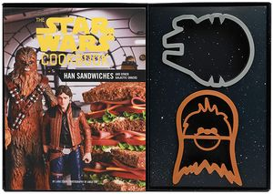 [Star Wars Cookbook: Han Sandwiches & Other Galactic Snacks (Product Image)]