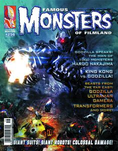 [Famous Monsters Of Filmland #256 (Transformers Cover) (Product Image)]