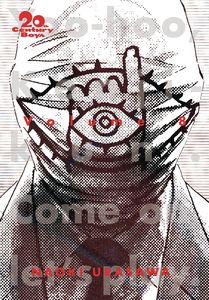 [20th Century Boys: Volume 8: The Perfect Edition (Product Image)]