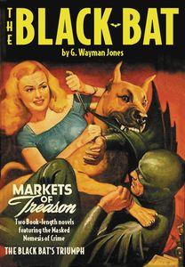 [Black Bat: Double Novel:  Volume 5 Black Bats Triumph & Markets of Treason (Product Image)]