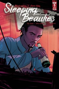 [Sleeping Beauties #5 (Cover A Wu) (Product Image)]