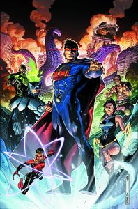 [Crime Syndicate #1 (Cover A Jim Cheung) (Product Image)]