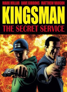 [Secret Service: Kingsman (Titan Edition - Hardcover) (Product Image)]