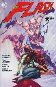 [Flash: Volume 8: Zoom (Hardcover) (Product Image)]